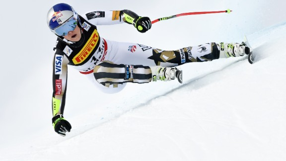 Vonn, the most successful female ski racer of all time, is currently nine wins shy of the record so expect her to go full throttle at every race.
