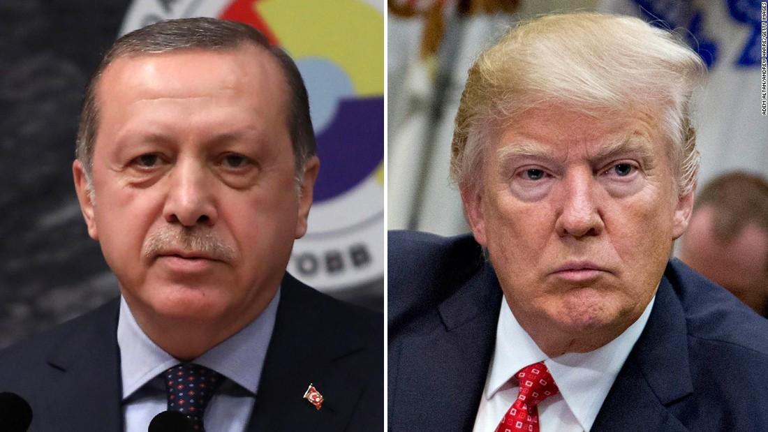 Slikovni rezultat za Erdogan vs trump