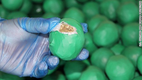 Nearly 4,000 pounds of marijuana were camouflaged within a shipment of key limes in February.