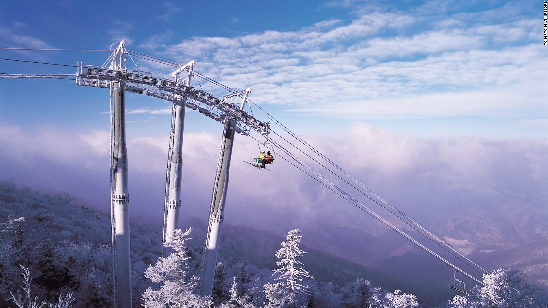 A guide to South Korea ski culture