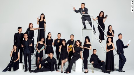 The Shanghai-based Rainbow Chamber Singers have proven a huge hit with Chinese millennials.
