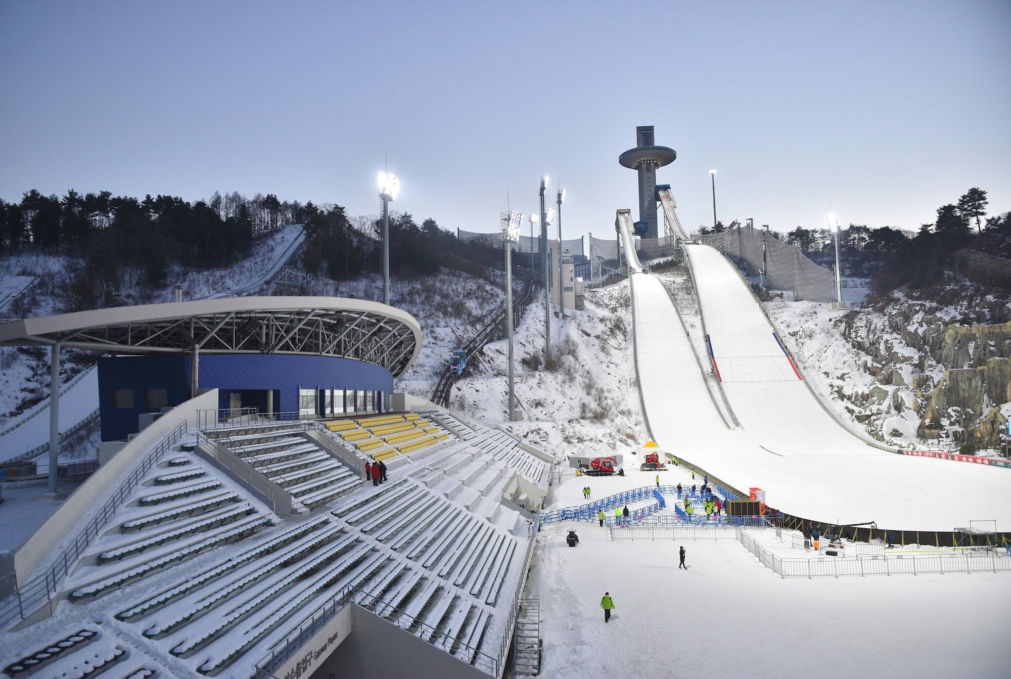 pyeongchang and south korean ski culture   cnn travel