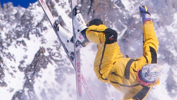 Scot Schmidt became one of the most famous skiers of his generation.