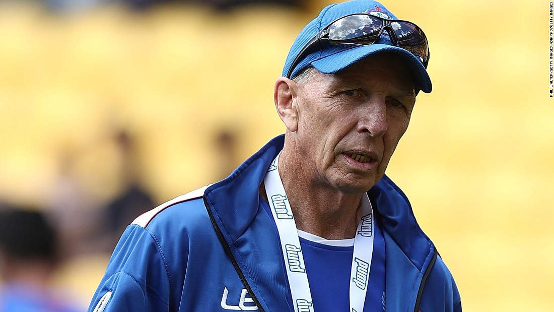 Gordon Tietjens has taken on a new challenge in Samoa after 22 trophy-laden years as coach of New Zealand's rugby sevens team.