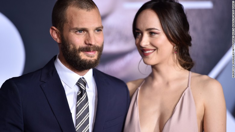 Review Fifty Shades Darker Careens From Erotic To Absurd Cnn