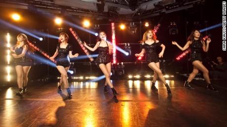 Seven K-pop groups have disbanded