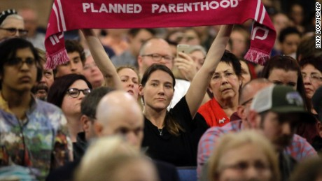 Conservatives worry budget bill will keep Planned Parenthood funded