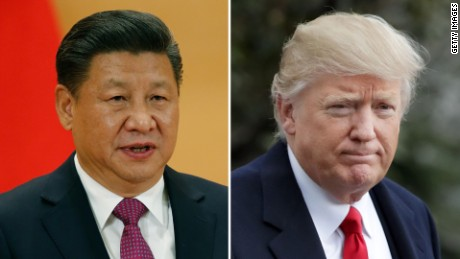 Trump commits to 'One China' policy in phone call with Xi