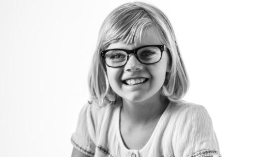 When she was 10. Abby Jones raised $1,000 for tsunami victims.