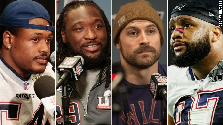 Piling on: More New England Patriots skipping White House visit