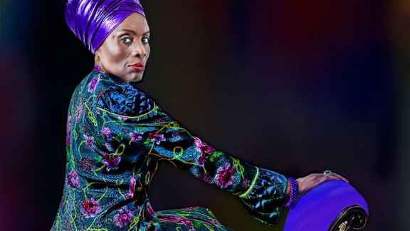 Born in Lagos, Taiwo Ajai-Lycett is a fellow of the Society of Nigerian Theatre Artists.