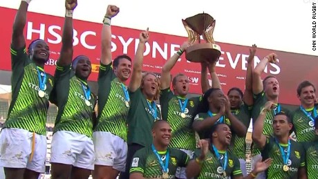 Sydney Sevens: Men's highlights