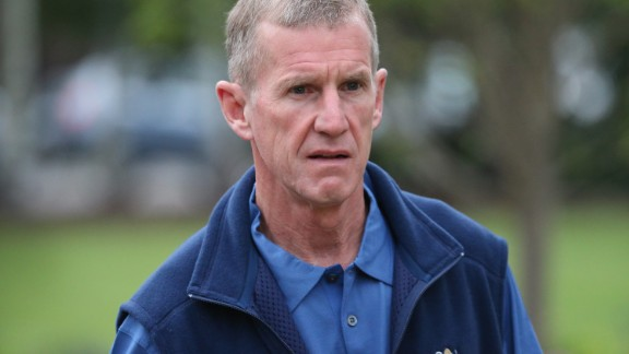 Retired Army General Stanley McChrystal attends the Allen & Company Sun Valley Conference on July 8, 2015 in Sun Valley, Idaho.