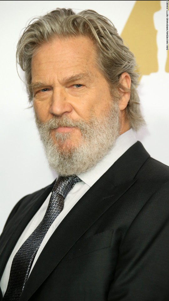 "Jeff Bridges is nominated for best performance by an actor in a supporting role in ""Hell or High Water."""