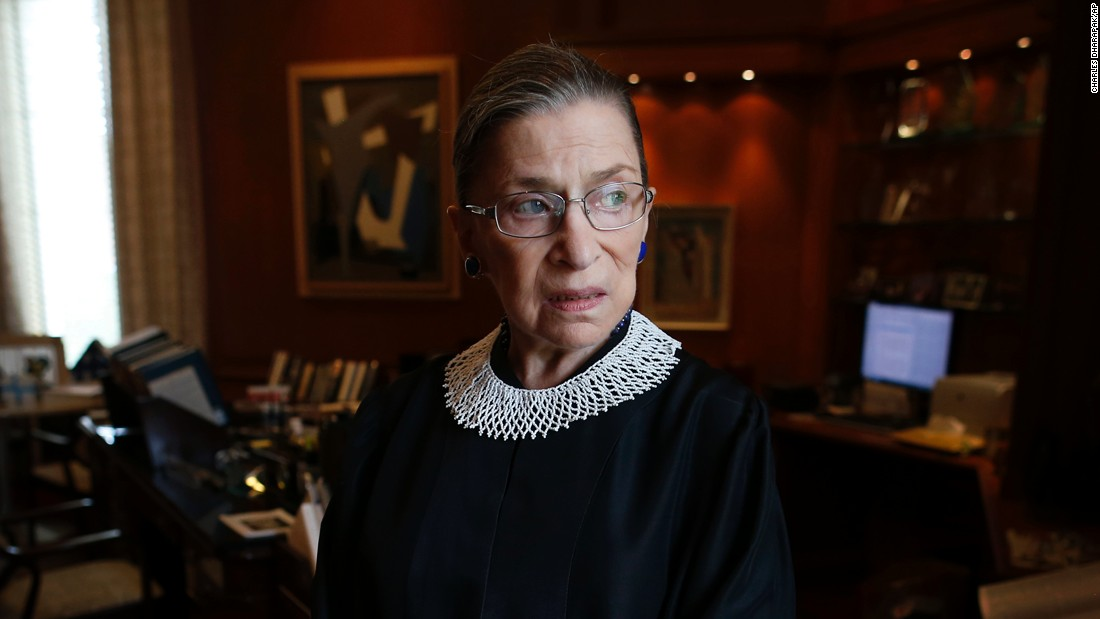 Powered by imdb Ruth Bader Ginsburg was born on March 15 1933 in Brooklyn New York City New York USA as Joan Ruth Bader She was previously married to Martin D