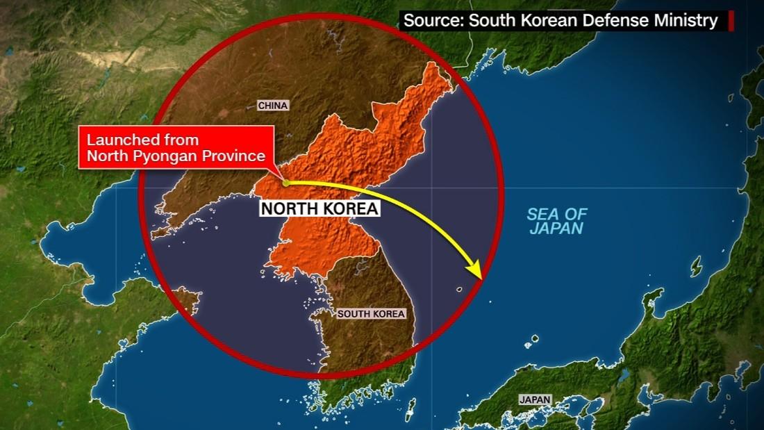 N korea tests intermediate range missile cnn video gumiabroncs Choice Image