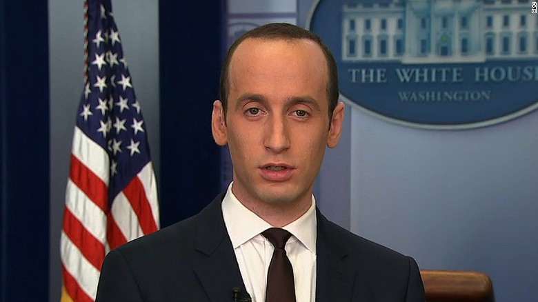 In College Trump Aide Stephen Miller Led Terrorism Awareness Project Warning Of Islamofascism Cnnpolitics