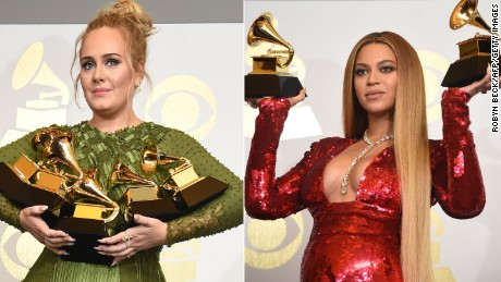 Beyonce and Adele show future of feminism
