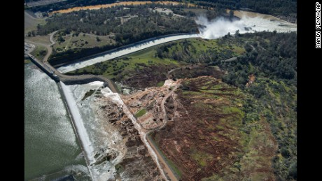 Oroville Dam: Warnings ignored a decade ago