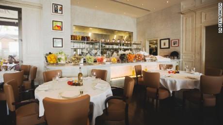 popular restaurant in the world