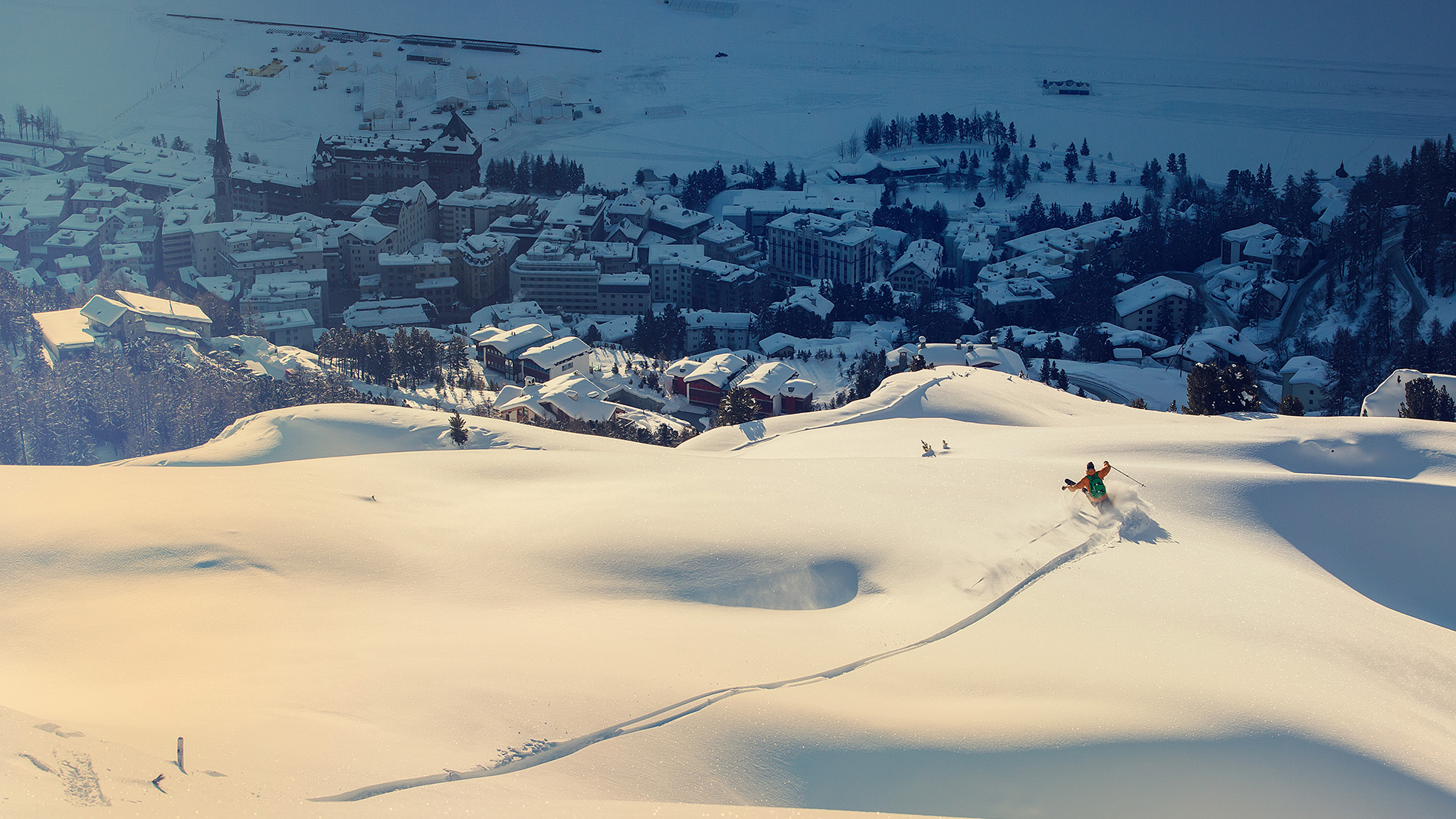 9 ski resorts you can fly into | cnn travel