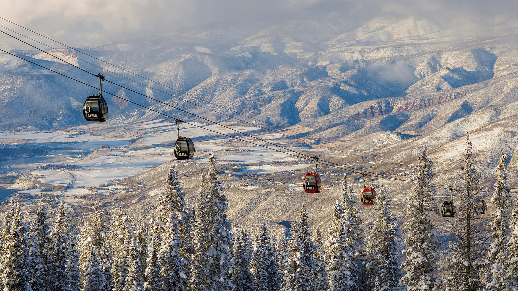 9 ski resorts you can fly into   cnn travel