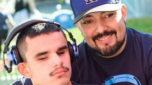 Paul Avila had donated more than a thousand radios to Los Angeles' homeless.