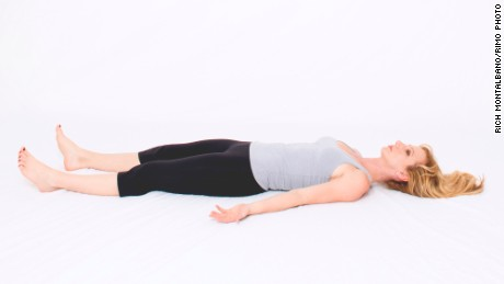 4 restorative yoga poses for surgery or stress recovery  cnn