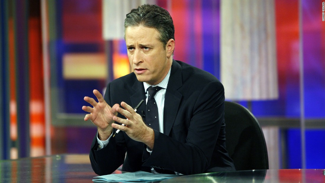 "Comedians weighing in on politics are a dime a dozen, but no one turned it into an art like Jon Stewart. During his reign on ""The Daily Show,"" Stewart could have simply parodied modern cable news shows and called it a day, but he raised the bar much higher. He and his team provided comedic insight on the news of the day that was so sharp, their fictional newscast <a href=""http://www.pbs.org/newshour/art/5-times-the-daily-show-influenced-policy/"" target=""_blank"">actually began to influence real policy. </a>"