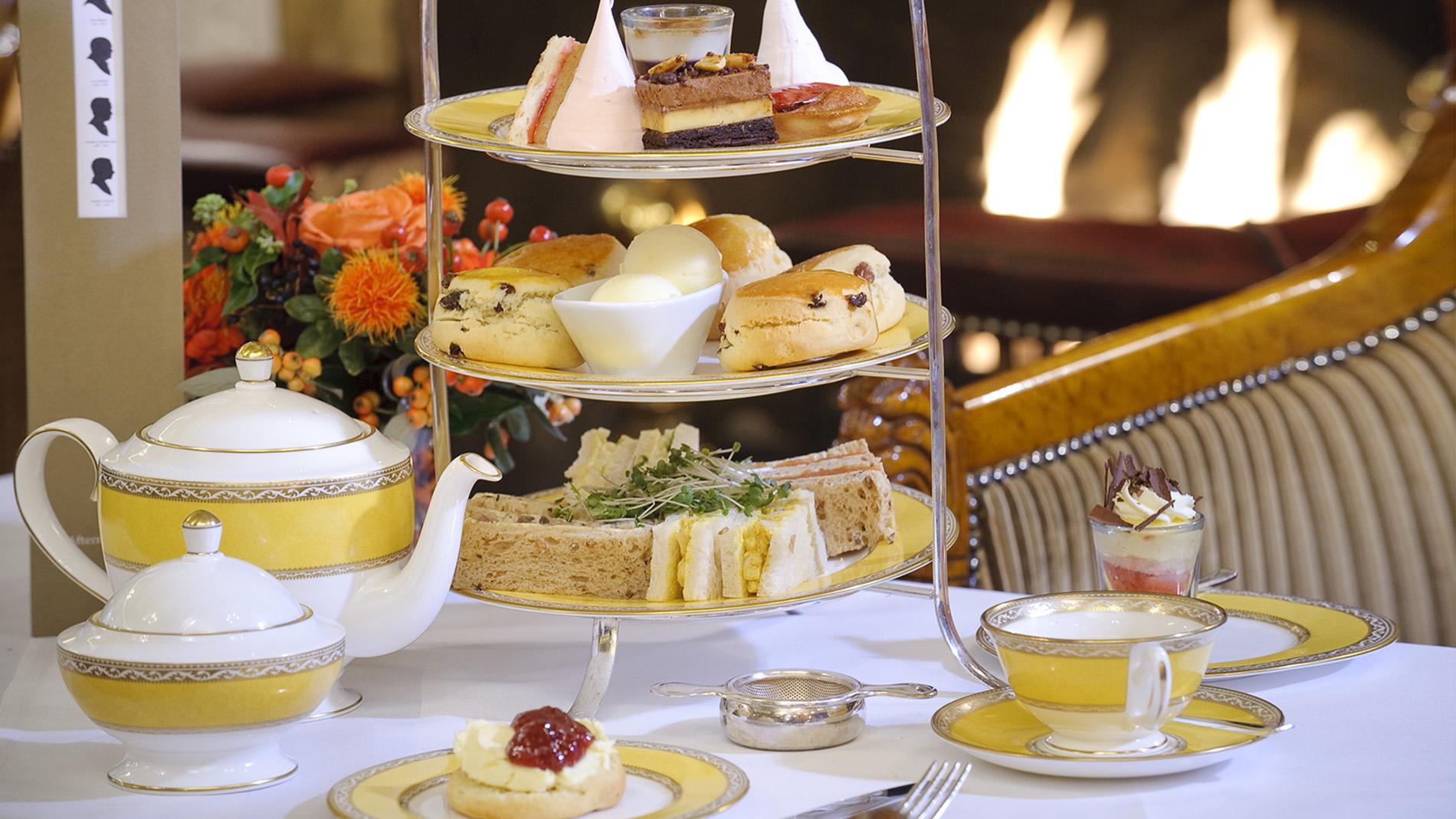 London\'s best afternoon teas | CNN Travel
