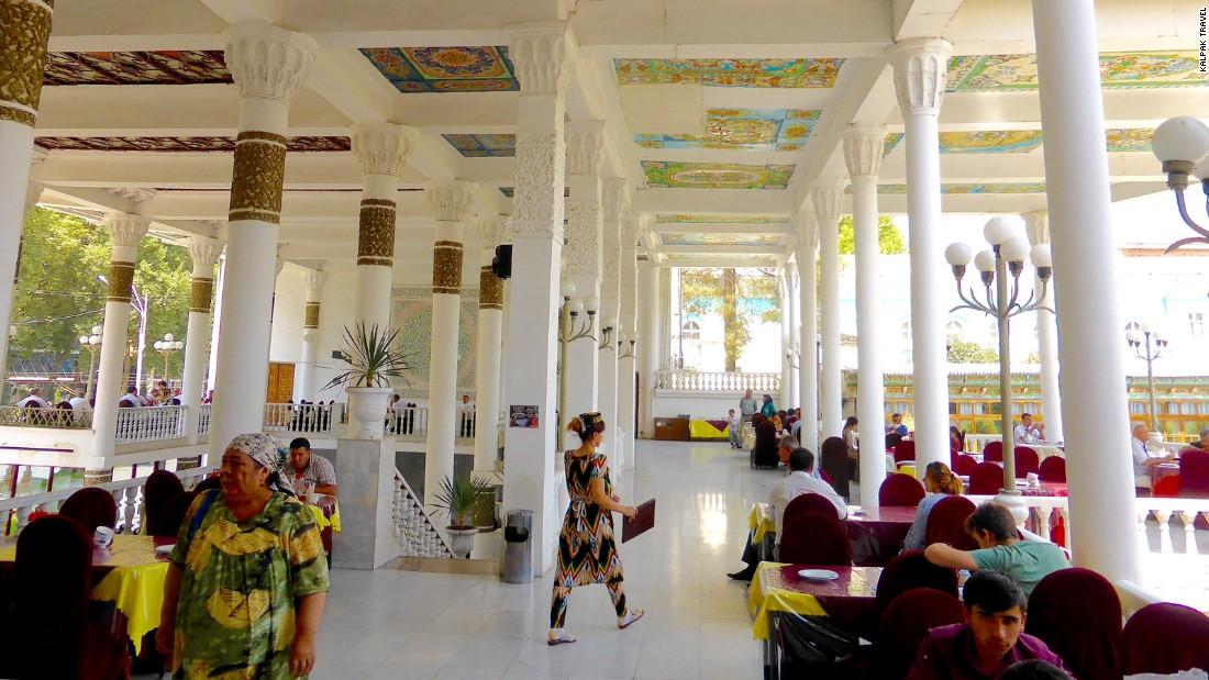 11 of the world's best tea houses | CNN Travel Tajik Tea House Designs on