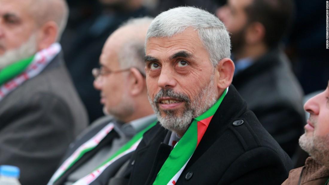 Election of Hamas' new Gaza leader raises fear of confrontation