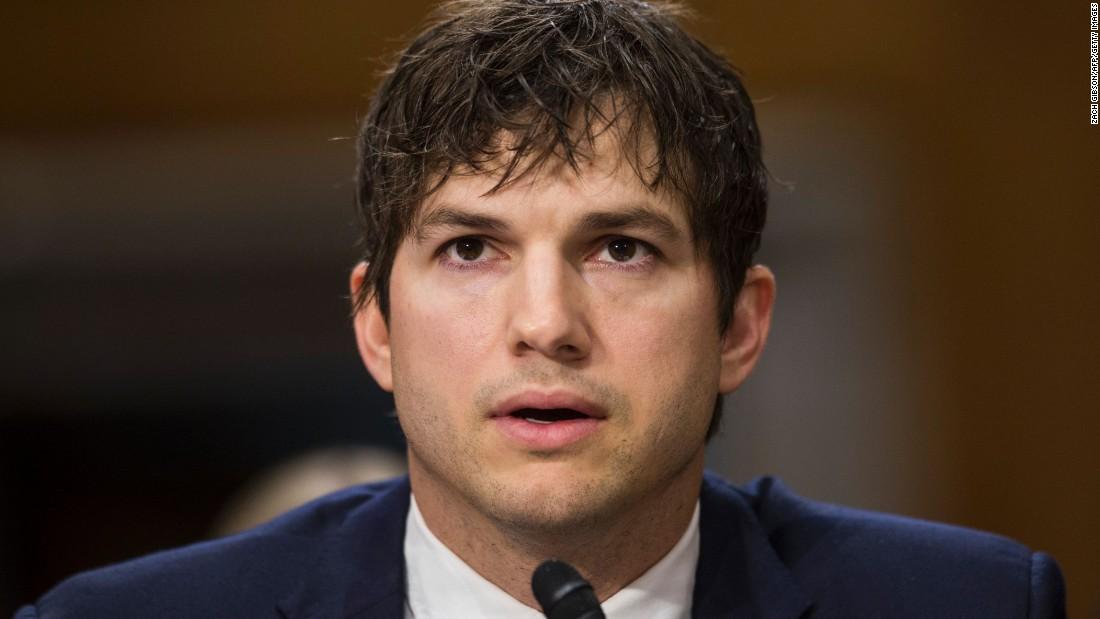 Ashton Kutcher passionately testifies on his anti-sex ...