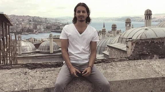 Sidd Bikkannavar on vacation in Turkey.