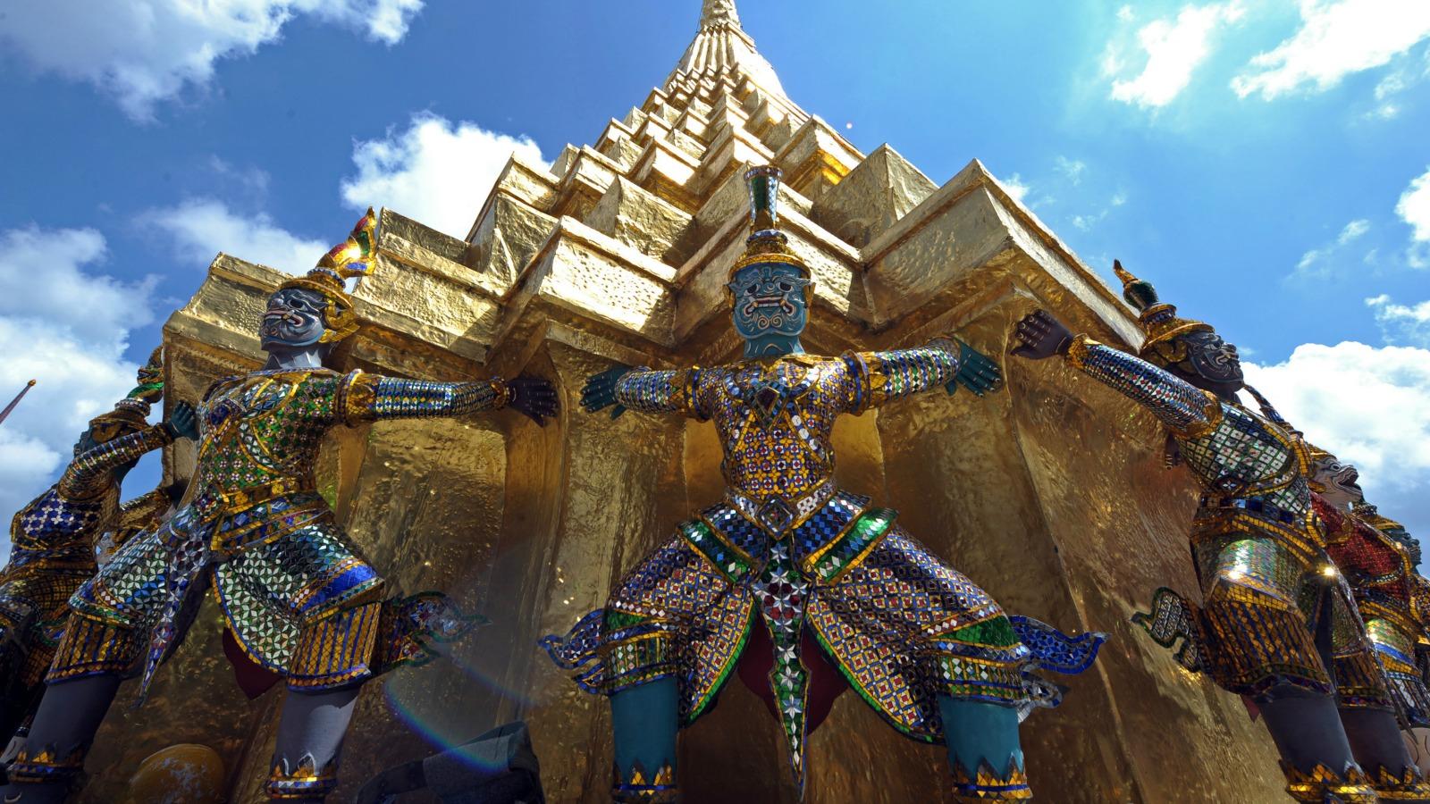bangkok temple ile ilgili görsel sonucu