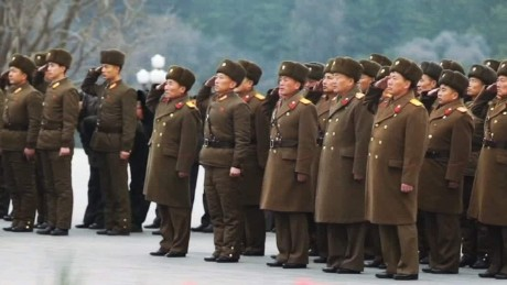 N. Koreans praise missile test despite sanctions