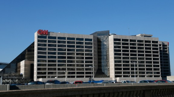 The CNN Center is located in downtown Atlanta.