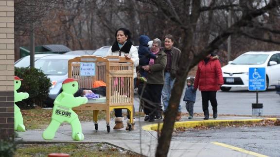 Jewish Community Center evacuation