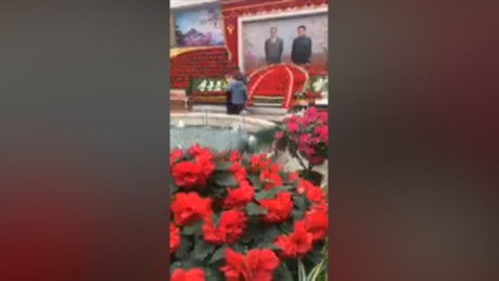 Inside North Korea via Facebook Live