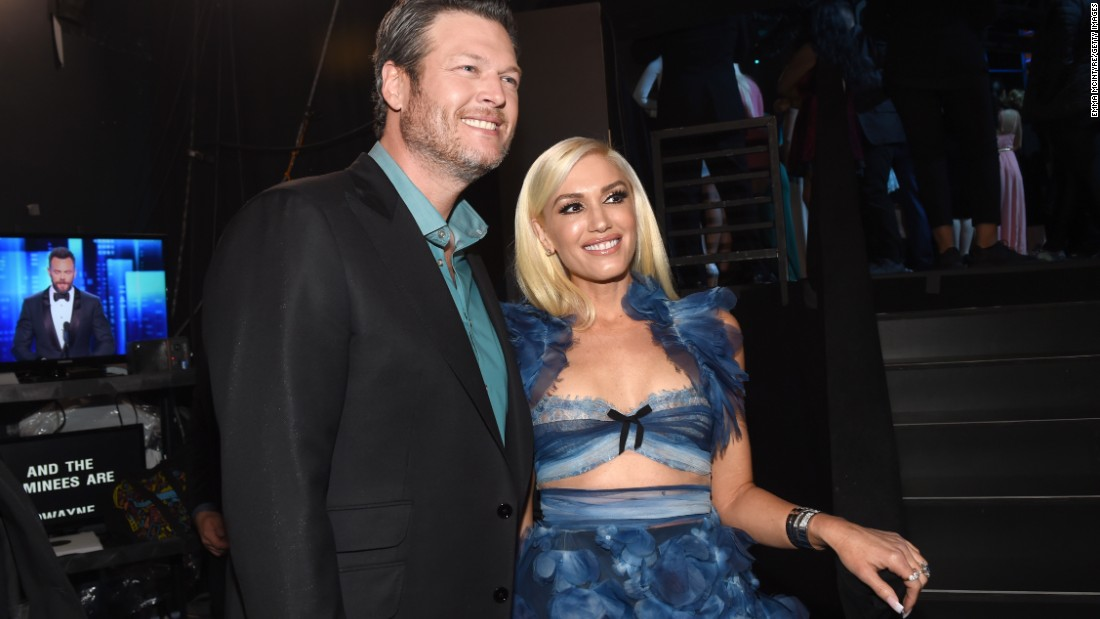 Blake Shelton and Gwen Stefani's secret behind their ACM Awards duet – CNN