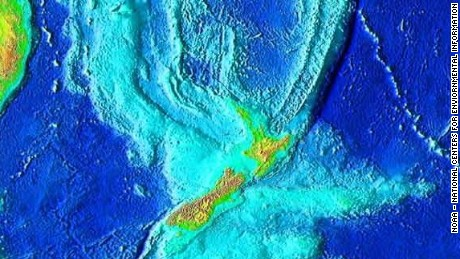 Meet Zealand: the last continent Earth