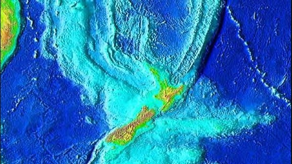 The Continent Zealandia