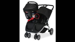 Britax stroller recall: More than 700,000 B-Agile, BOB Motion ...