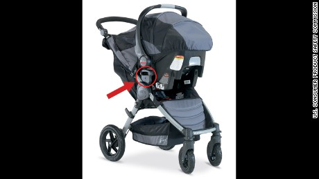 Britax Car Seat Recall List