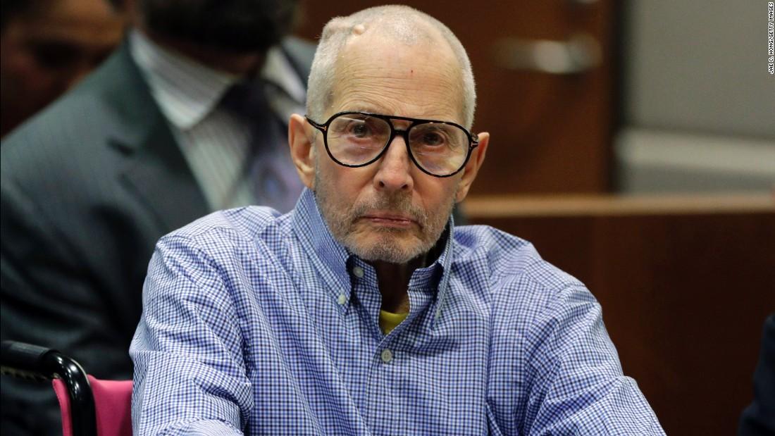 Robert Durst faces trial for murder, again