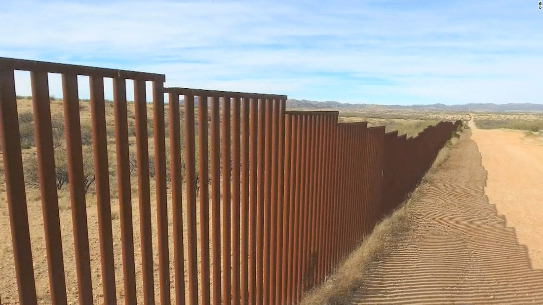 Get The Facts On Trump S Border Wall Funding Cnn Video