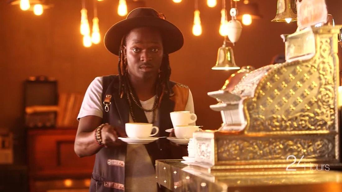 Truth Coffee Cape Town S Steampunk Cafe Cnn Video