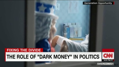 The role of' 'Dark Money' in US Politics_00022708