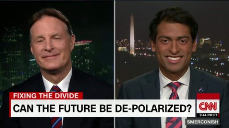 Can the future be de-polarized?