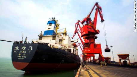 China cuts coal imports from North Korea